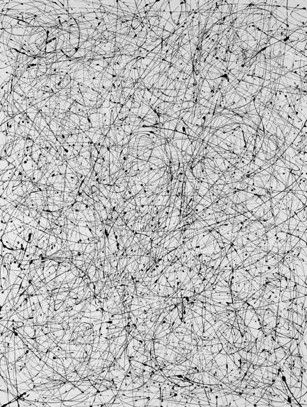 Pippo Lionni 20190912 43°11° acrylic enamel on canvas 215x166cm