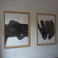 Pippo Lionni, EXPO 44, 2014, UNTITLED 472 and 476
