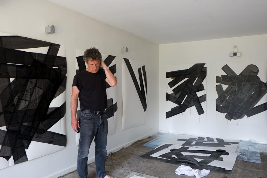 Pippo Lionni, EXPO GUSTAVSBERG, 2014, studio