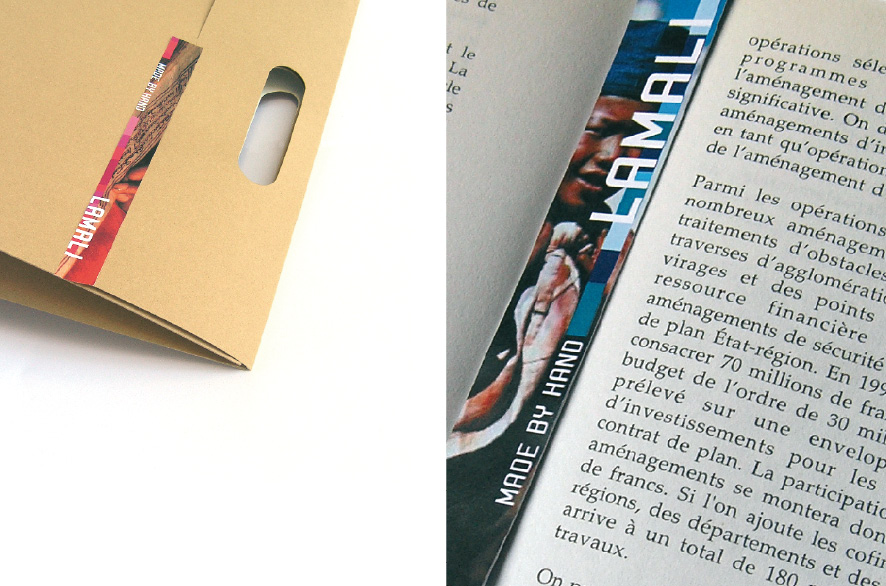 pippo lionni - lamali - ldesign - identite - identity - graphics