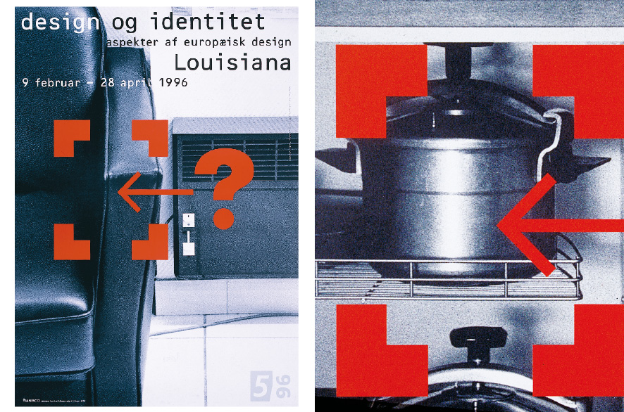 pippo lionni - louisiana - museum - ldesign - identite - identity - graphics