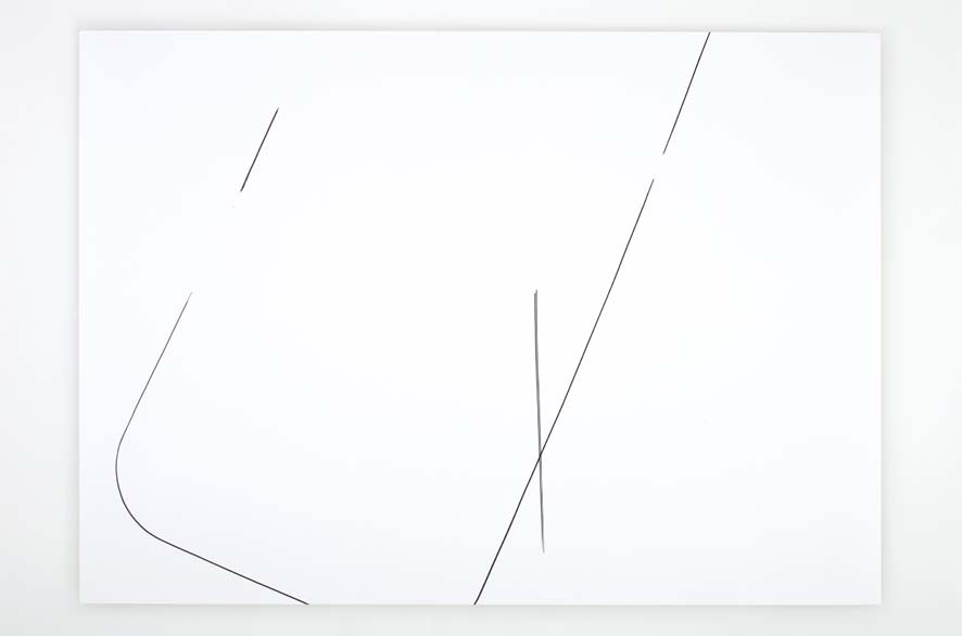 SINGULARITY 285, 2012, acrylic on 220g paper, 50x70cm
