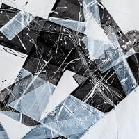 Pippo Lionni, 20160218, 48°02°, acrylic on paper, 140x193cm