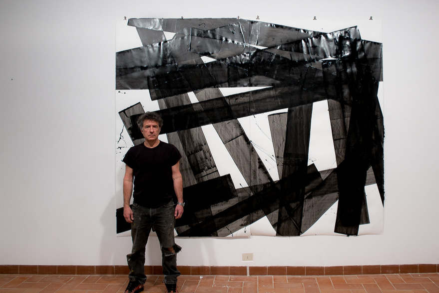 Pippo Lionni, UNTITLED-668 and I in 2015 at 43°11°