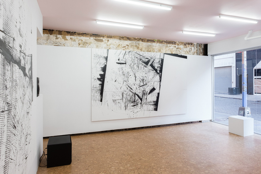 Pippo Lionni, CHRONOLOGY 20160424, P! GALLERY, NEW YORK, 2016