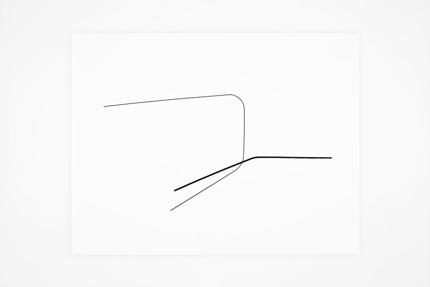 Pippo Lionni SINGULARITY 312, 2013,acrylic on 200g paper, 50x65cm