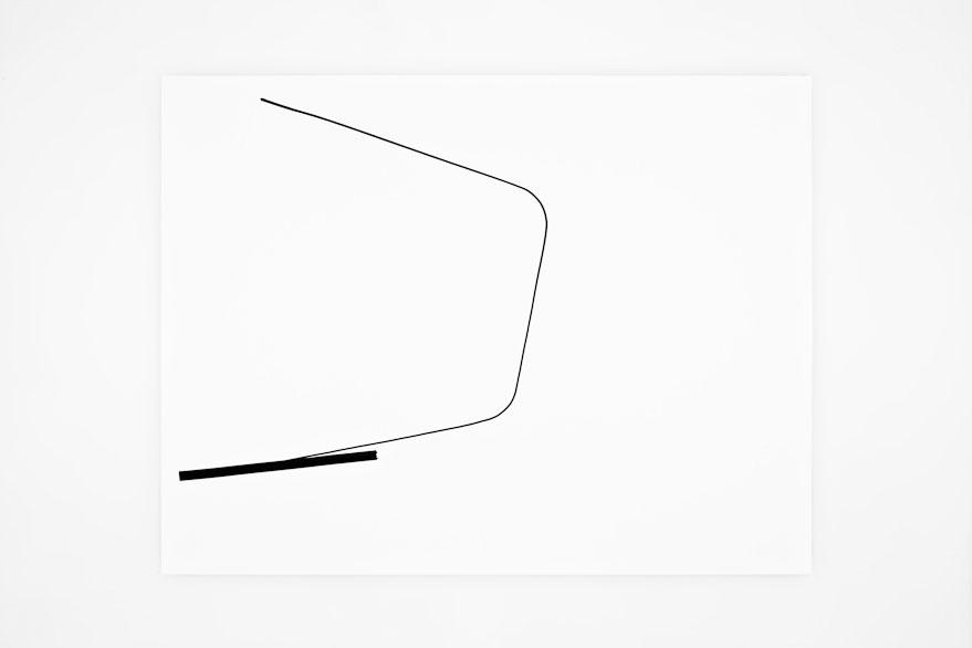 Pippo Lionni SINGULARITY 318, 2013,acrylic on 200g paper, 50x65cm