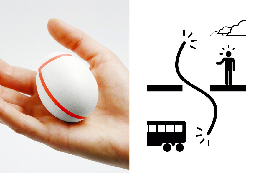 pippo lionni - art design - RATP