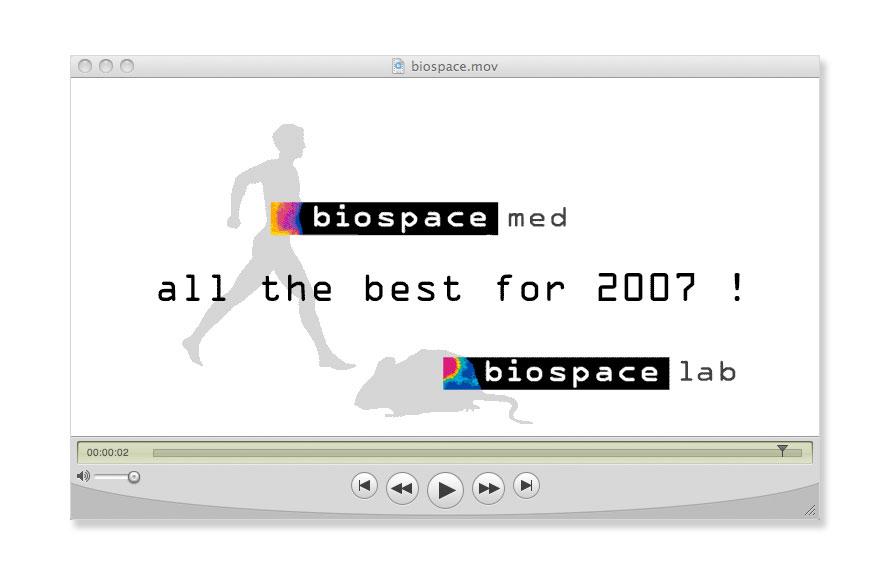 pippo lionni - biospace - ldesign - identite - identity - graphics