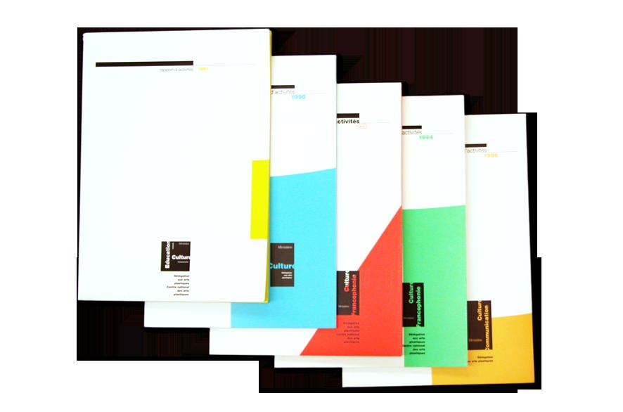 Pippo Lionni - Ministère de la Culture - ldesign - identite - identity - graph