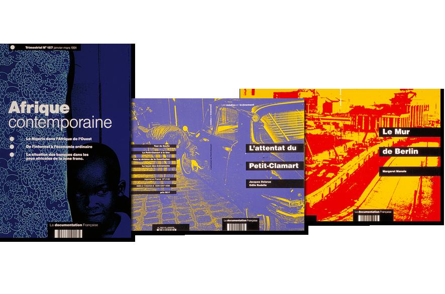Pippo Lionni - La Documentation Française - ldesign - identite - identity