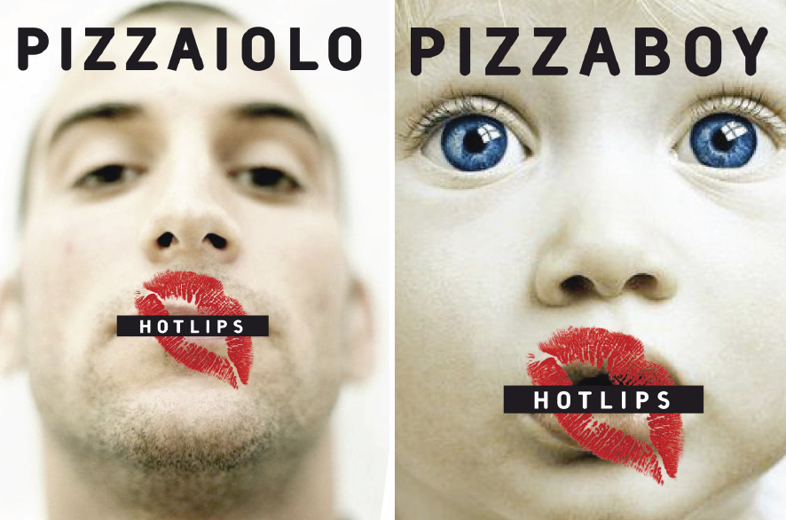 Pippo Lionni - Hotlips - ldesign - identite - identity - graphics