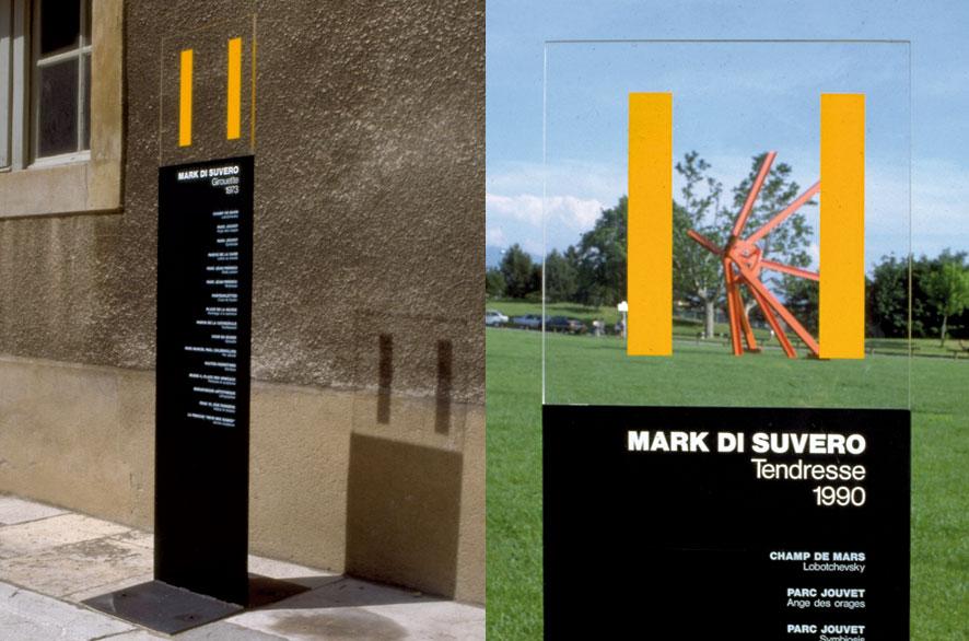 Pippo Lionni - valence - ldesign - signage - signaletique