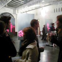 pippo lionni - exhibition - expo - la cambre - throwingheads