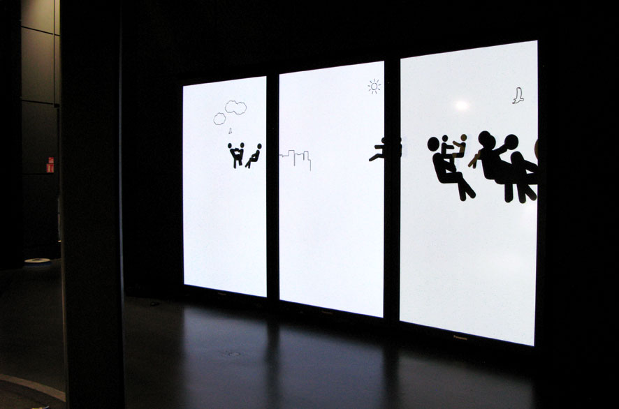 pippo lionni - animation