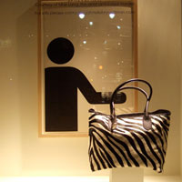 pippo lionni - exhibition - expo - macys - art under glass